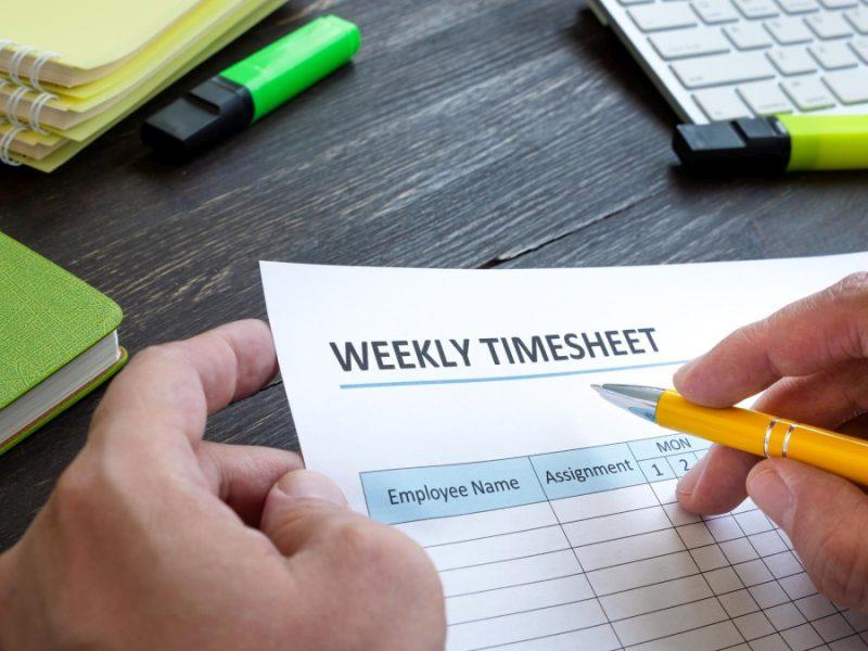 Creste eficienta companiei prin pontajul pe proiecte